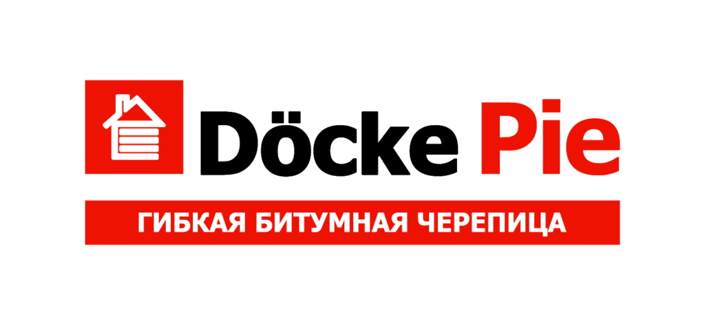 Гибкая битумная черепица Docke