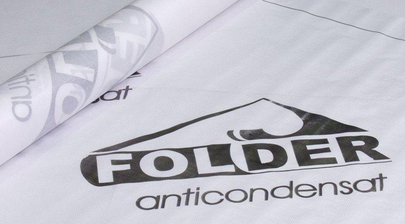 Гидроизоляционные и пароизоляционные пленки FOLDER